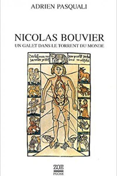 Nicolas Bouvier.  Un galet dans le torrent du monde